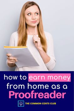 Find typos all the time? Learn How to Become a Proofreader Online and Work From Home with this Step-by-Step guide to Freelance Proofreading for Beginners. Earn Money From Home, Way To Make Money, Make Money Online, Online Group, Online Work, Successful Business Tips, Proofreader, Work From Home Tips, Virtual Assistant