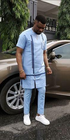 Latest African Wear For Men, Latest African Men Fashion, African Shirts For Men, Nigerian Men Fashion, African Dresses Men, African Attire For Men, African Clothing For Men, African Fashion Designers, Men Fashion Photo