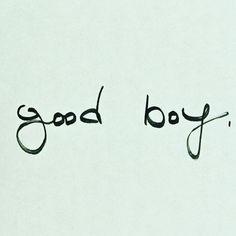 GOOD BOY 🙃  #굿보이 #개구쟁이 #소년 #소녀 #캘리그라피 #드로잉 #일러스트  #goodboy #children #childhood #boy #girl #drawing #illustration #california #caligraphy
