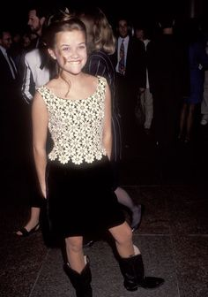 12 Photos of Reese Witherspoon from the '90s That'll Bring Back Your Best Style Memories #news #fashion