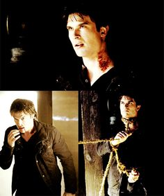 TVD - 4X14 - Down The Rabbit Hole. - The Vampire Diaries