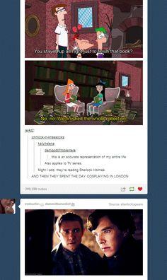 Candus was Sherlock :D