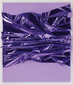 ANSELM REYLE | Untitled, 2005 | Mixed media on canvas, acrylic glass