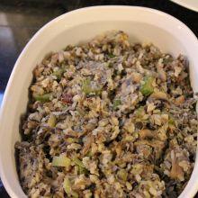 ... Stuffing on Pinterest | Stuffing, Vegan Stuffing and Stuffing Recipes