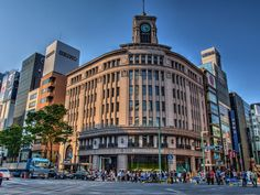 22 things to do in Ginza