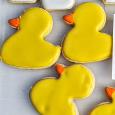 Haniela's: Simple Duck Cookies