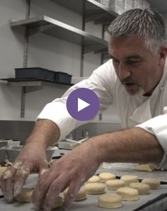 3 Ways Paul Hollywood Perfected the British Scone in