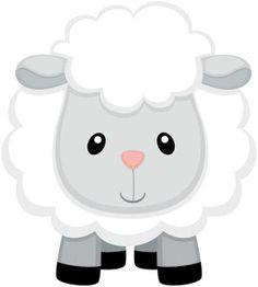 Ideas farm animal art birthday parties for 2019 Party Animals, Farm Animal Party, Farm Party, Cute Animals, Quilt Baby, Eid Crafts, Baby Lamb, Farm Birthday, Birthday Parties