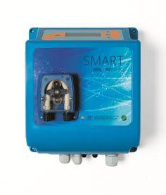 Electrolis BSV Serie Smart Electrolisis salina Concept-Smart, control pH incorporado y control cloro (opcional). Equipos de electrolisis con produccion desde los 10g/h a los 25 g/h. Encuentralo en www.tiendapiscinasonline.es