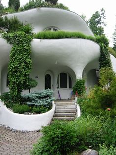 largest cob houses - Google Search