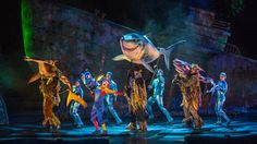 Finding Nemo - The Musical. Disney's Animal Kingdom for Adults | This Beautiful Day