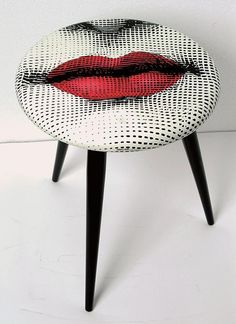 Fornasetti stool