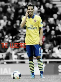 Mesut Özil. THE WIZARD
