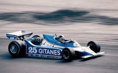 Jacky Ickx + Ligier JS11 1979