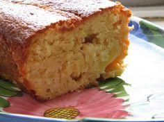 Cake à l'ananas