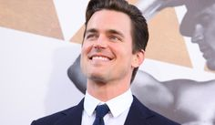 "Matt Bomer arrives at the Los Angeles premiere of ""Magic Mike XXL"" at the TCL Chinese Theatre on Thursday, June 25, 2015. (Photo by Richard Shotwell/Invision/AP)"