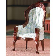 Pretty Victorian Armchair (M)