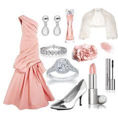 Pink & Diamonds <3, created by jenleding