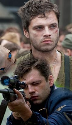 ♥ Bucky Barnes - Captain America