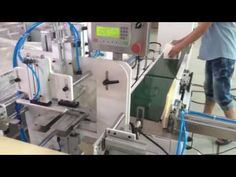 Semi-automatic napkin paper folding machine napkin paper packaging machine