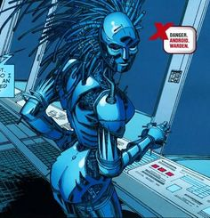 Danger screenshots, images and pictures - Comic Vine