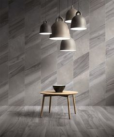 Wood appeal porcelain panels made in Italy: Essential by Ariana Ceramica