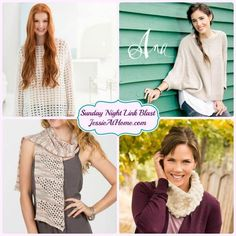 Knit and Crochet Link Blast 61216 from Jessie At Home: