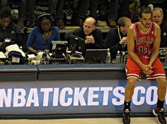 Joakim Noah. . . Chicago Bulls- My current favorite NBA player!