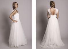 Le blog de Lily » Robe de mariée Rime Arodaky – Lookbook 2012 – Modèle Sophie