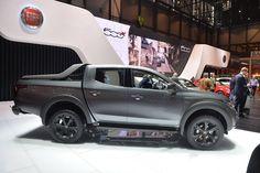 Fiat Fullback Show Car Van Accessories, Car Buyer, Auto News, Automotive News, Fiat, Offroad, Diesel, Shotguns, Buses