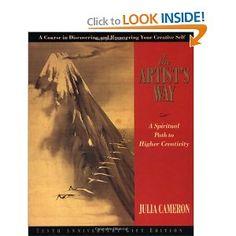 The Artist's Way: Julia Cameron: 9781585421473: Amazon.com: Books