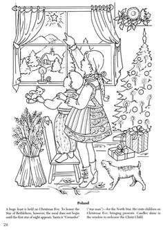 welcome to dover publications giant christmas coloring and activity book