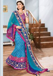 Explore from a wide range of lehenga choli online shopping. Shop for Ghagra choli, wedding and designer lehenga in a variety of colors at Sarees Palace. Bollywood Lehenga, Lehenga Choli Online, Indian Lehenga, Lehenga Saree, Bollywood Fashion, Sari, Ghagra Choli, Bridal Lehenga Choli, Saree Hairstyles