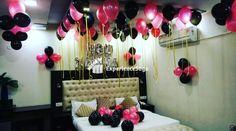 Balloon Decoration at Home Bangalore - Rs 1800 Decoration, Decoration İdeas Party, Decoration İdeas, Decorations For Home, Decorations For Bedroom, Decoration For Ganpati, Decoration Room, Decoration İdeas Party Birthday. #decoration #decorationideas