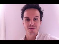 Andrew Scott's Thank You Note- how can a man that soft spoke and sweet play someone who the is epitome of evil?