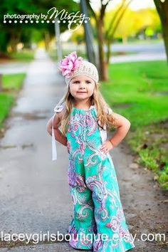 ON SALE Whimsy Couture Sewing Pattern Tutorial Pdf -- Pillowcase Romper -- preemie through 10 girls w. Sewing For Kids, Baby Sewing, Girls Rompers, Girls Dresses, Baby Romper Pattern, Couture Sewing, Paisley, Sewing Patterns, Skirt Patterns