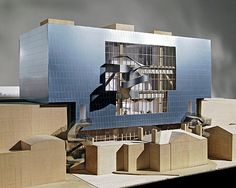 Model : Art Gallery of Ontario (AGO) | Frank Gehry