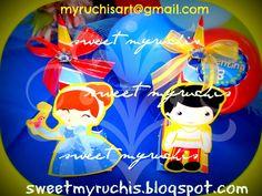 Fiesta princesas, Fiesta niña, Fiesta Infantil, Ideas fiesta, Fiesta Cenicienta, mesa postres y dulces, fiesta ideas myruchis.blogspot.com