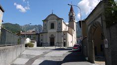 Lecco chiesa di Don Abbondio