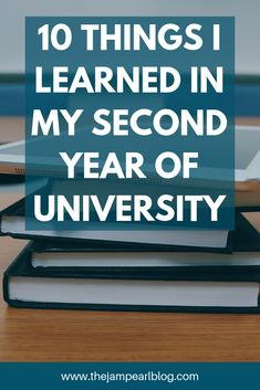 Every year, I document the most important lessons I had learned throughout. Here are 10 things I learned in my second year of university. College Freshman Tips, College Life Hacks, Financial Aid For College, College Years, Scholarships For College, College Motivation, Study Motivation, College Survival Guide, University Life