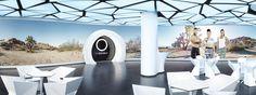 Mit dem Bau der WORLD OF CYBEROBICS®, dem Concept Store am Alexanderplatz im Herzen von Berlin, wurde ein einzigartiger Ort geschaffen, der sich über ein überwältigendes futuristisches Design- und Architekturkonzept definiert. Hier kann jeder bei freiem Eintritt eine Pause vom Alltag machen.