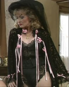 The Many Outfits of Rose from the show Keeping up Appearances Screenshot British Tv Comedies, Classic Comedies, British Comedy, English Comedy, British Humour, British Celebrities, British Actresses, British Actors, Actors & Actresses