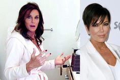 Kris Jenner Jealous Over Caitlyn Jenner's Popularity?
