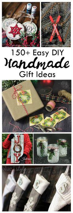 Easy Handmade Gift I