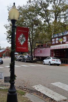 Christmas in Old Town Spring — Searching for Texas Old Town Spring, Fun Places To Go, Texas Travel, Time Of The Year, Christmas Time, Searching, Blog, Texas, Search