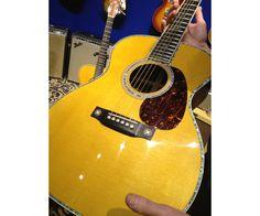 C.F. Martin Guitars Introduces Eric Clapton Signature Model 000-28 and 000-45 image 1