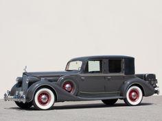 Packard Twelve Close Coupled Limousine \'1935