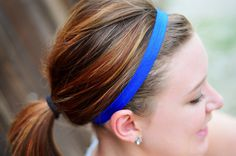 Super Soft Headband  Color of Your Choice  The More por StephieMc, $3.00