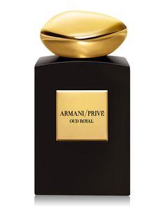 A linha Armani/Privé está entre os melhores perfumes que já provei.