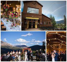 Ten Mile Station Breckenridge Wedding Venue